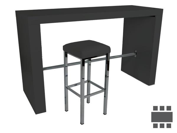 bartisch 180 bestseller shop f r m bel und einrichtungen. Black Bedroom Furniture Sets. Home Design Ideas