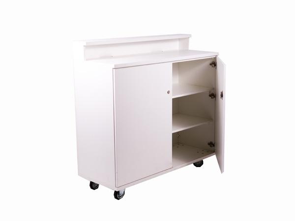 empfangstresen counter edvin. Black Bedroom Furniture Sets. Home Design Ideas